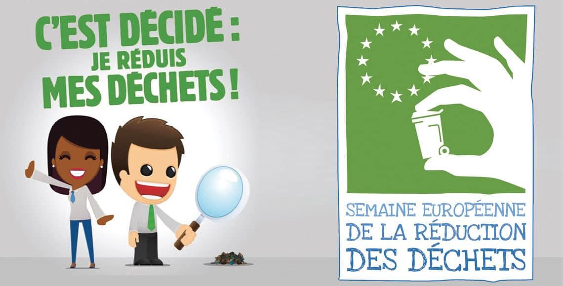Semaine européenne de la Réduction des déchets : Comment agir ?