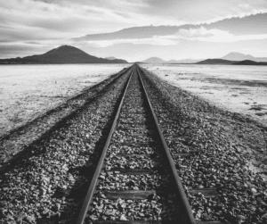 image de chemin de fer