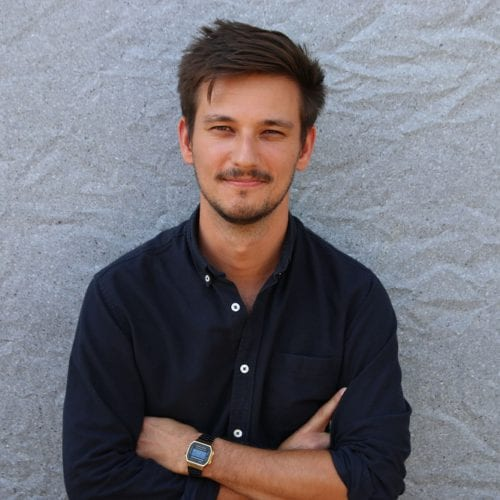 Julien - fondateur d'Urbyn