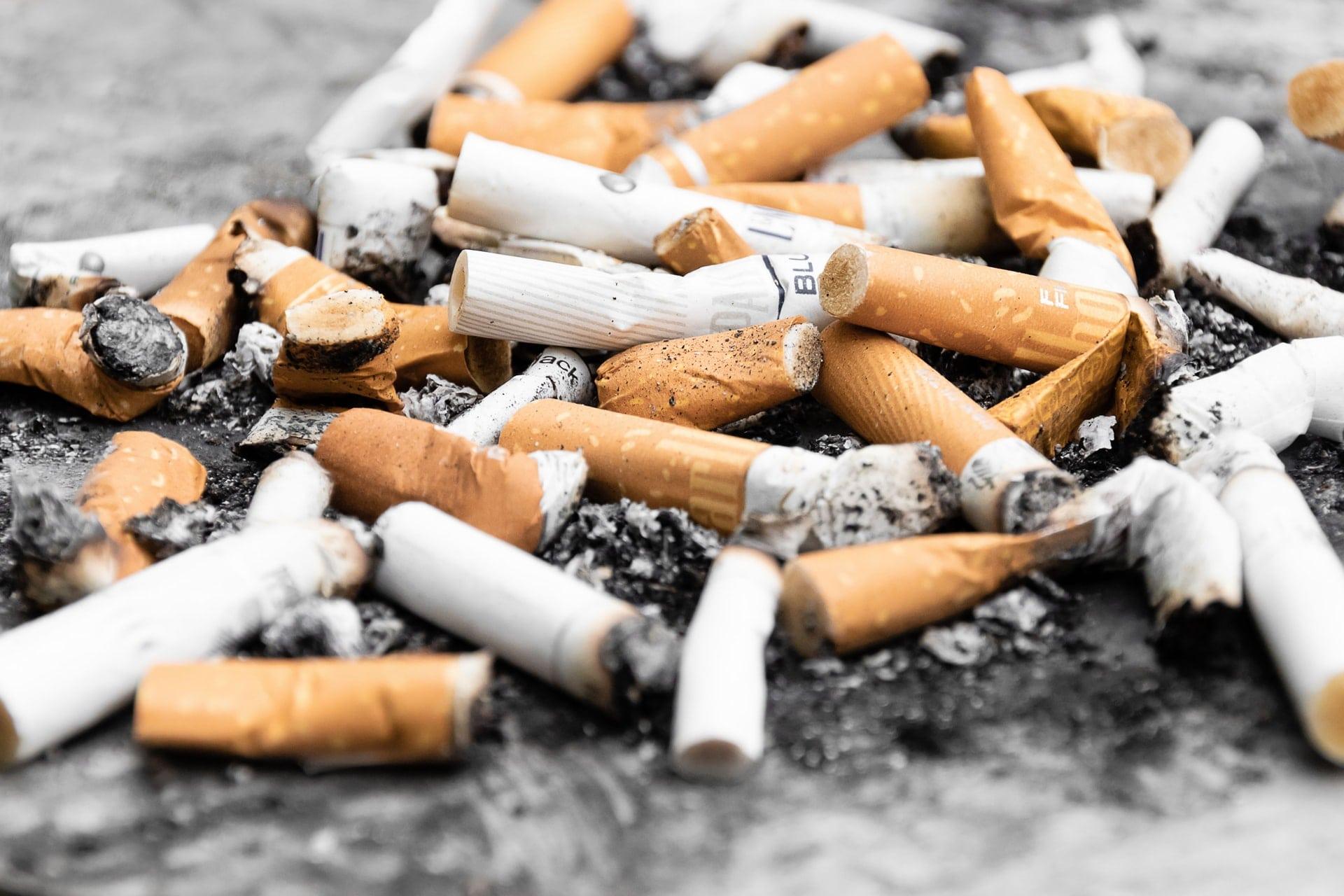 Comment éviter la pollution liée aux déchets de mégots ?