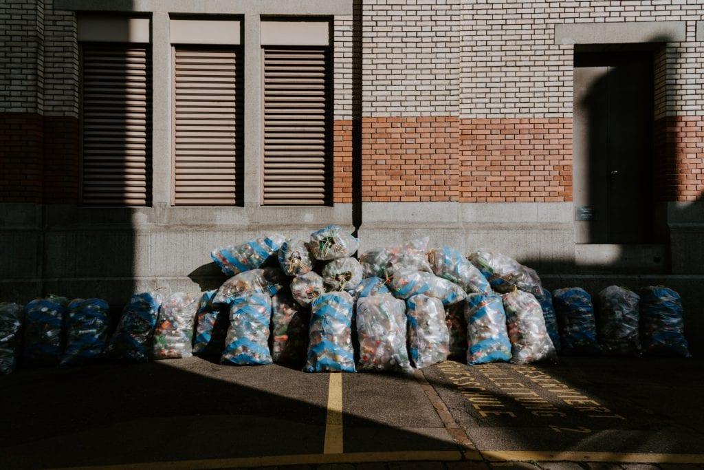 déchets d'entreprise