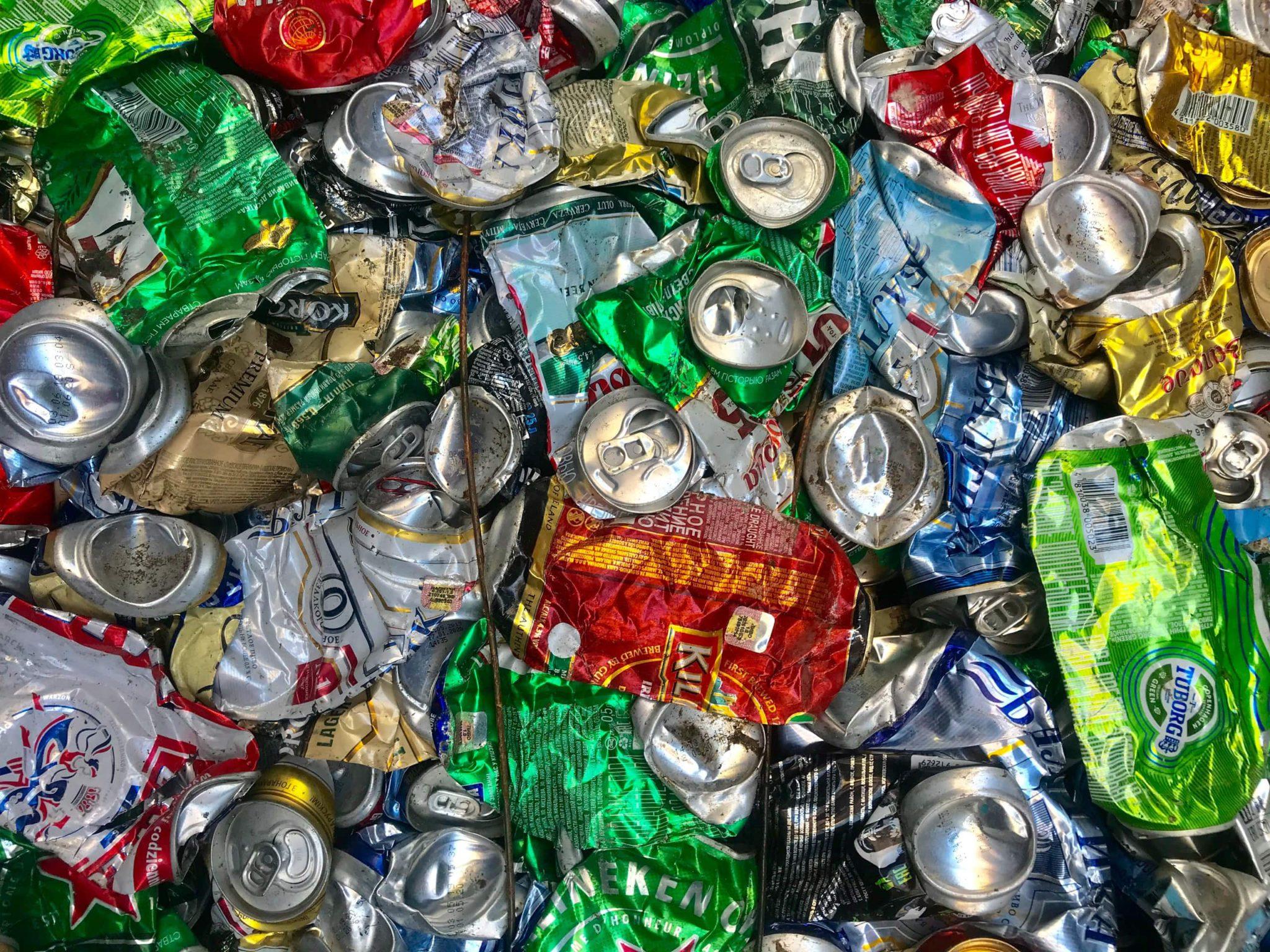 Quels sont les métaux recyclables ?