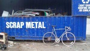 déchetterie professionnelle métaux